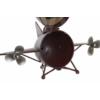 Kép 3/3 - Óra piros repülő 39cm