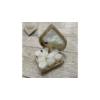 Kép 2/7 - vIllatos szappanrózsa szív dobozban