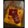 Kép 2/2 - Ünnepi bögre box  LED világítással