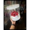 Kép 1/4 - Glass rose box