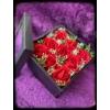 Kép 4/7 - Virág és rejtett csokoládé box