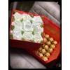 Kép 3/7 - Virág és rejtett csokoládé box