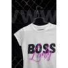 Kép 2/4 - Boss Lady női póló