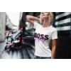 Kép 1/4 - Boss Lady női póló