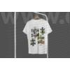 Kép 1/3 - Puzzle fényképes férfi póló