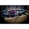 Kép 3/3 - Férfi spártai sisakos hematit ásványkarkötő