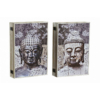 Kép 1/3 - Fali kulcstartó Buddha