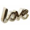 Kép 1/2 - LOVE aranyozott felirat