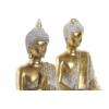 Kép 2/3 - Buddha szobor arany színben