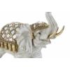 Kép 3/3 - Elefánt szobor bézs színben