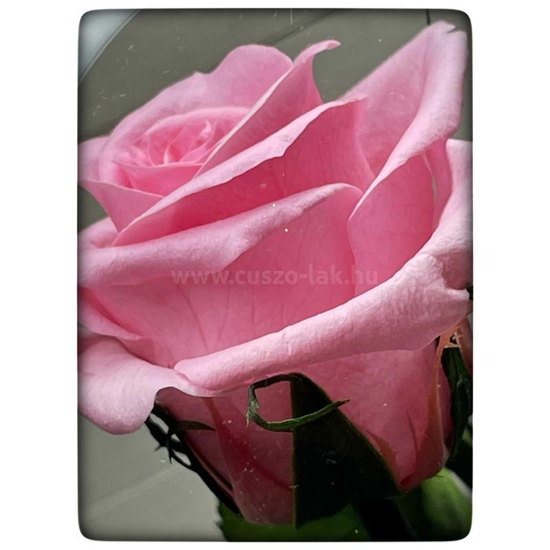 Örök rózsa szál díszdobozban Prmémium 55cm