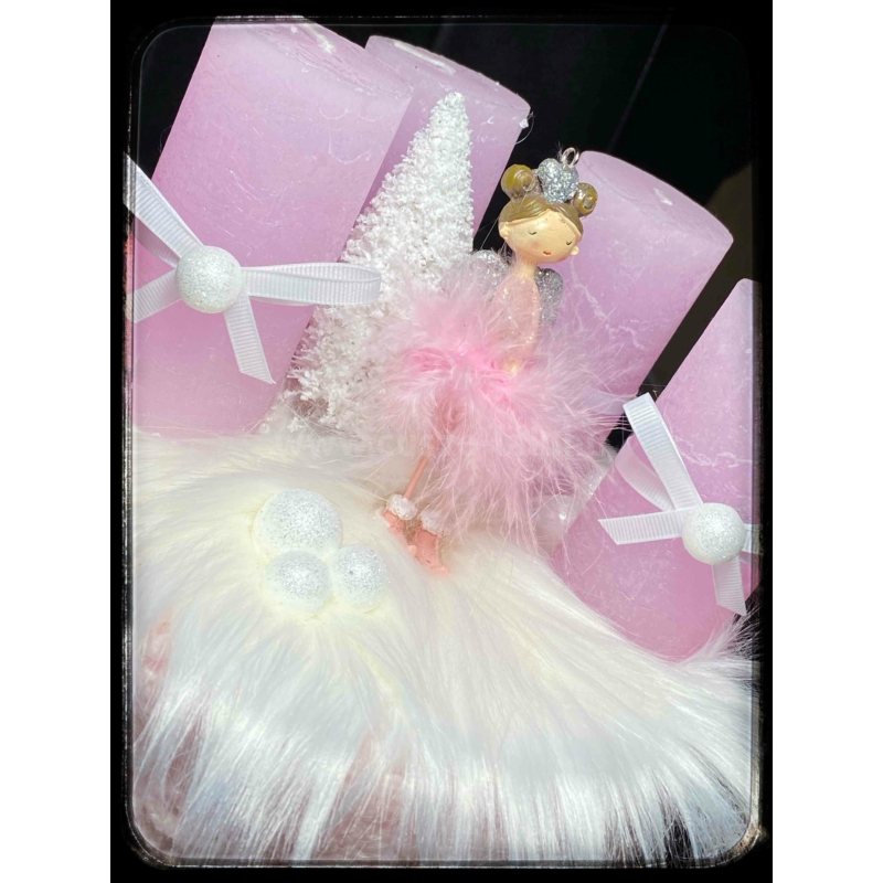 Adenti box hercegnős