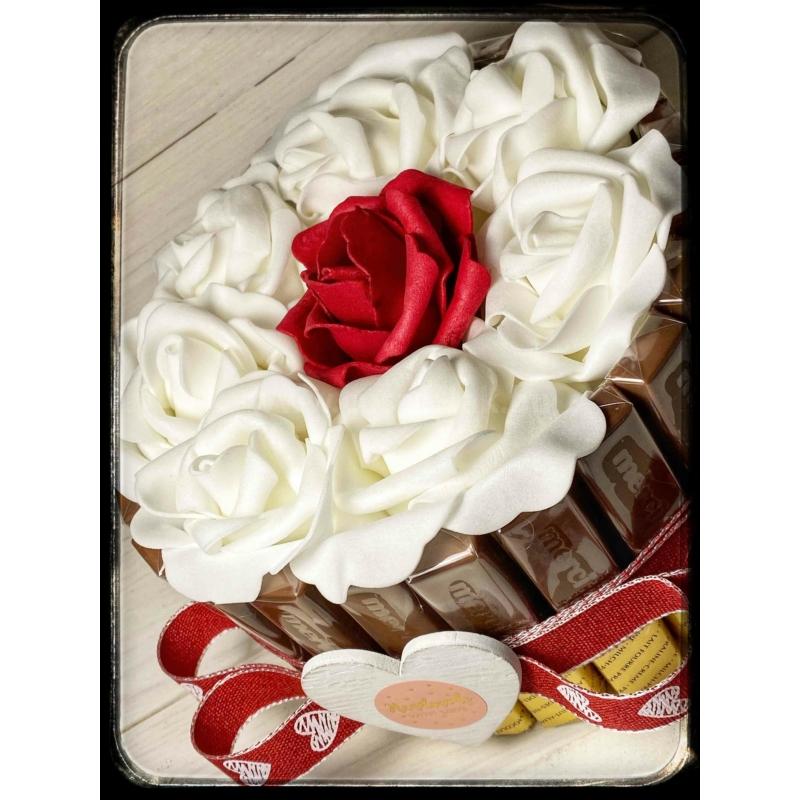 Csoki és virág box