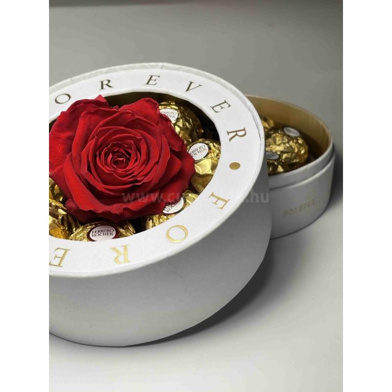 Forever Rose Box