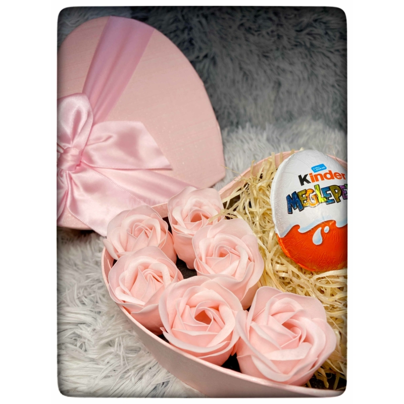 Rose Surprise Box S