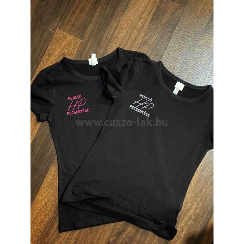 Céges feliratos pólók