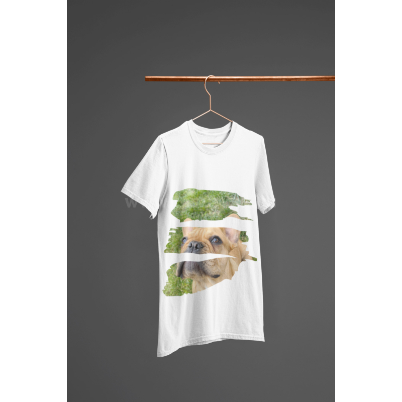 Fényképes férfi póló