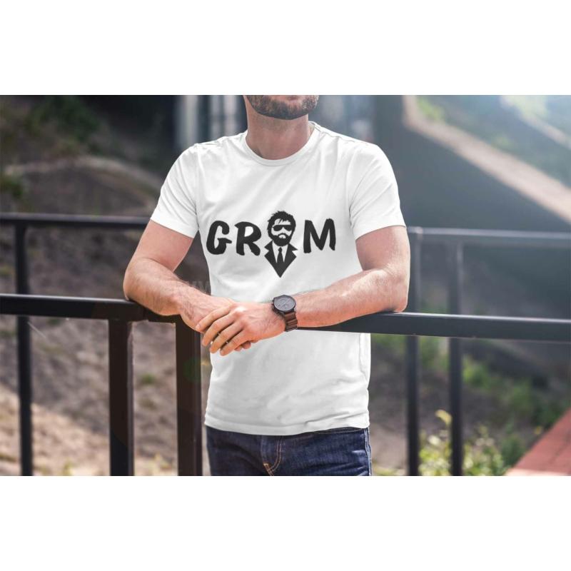 Groom legénybúcsús póló