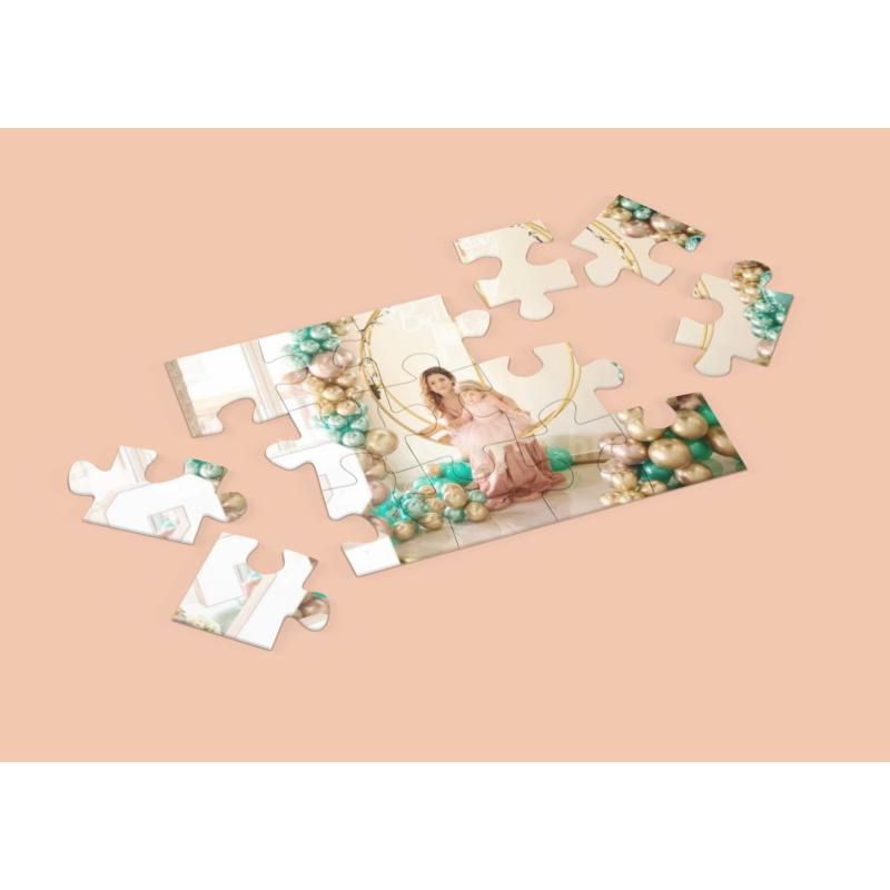 Fényképes puzzle több méretben