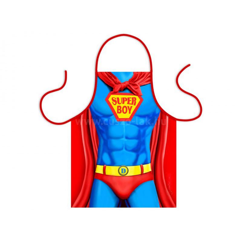 Super boy kötény