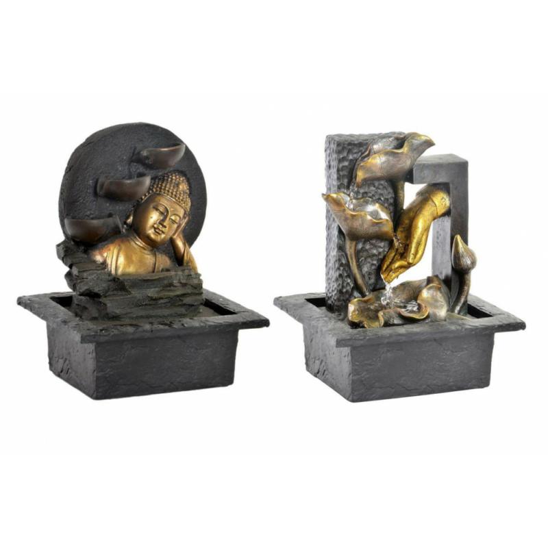 Asztali szökőkút Buddha 2 féle