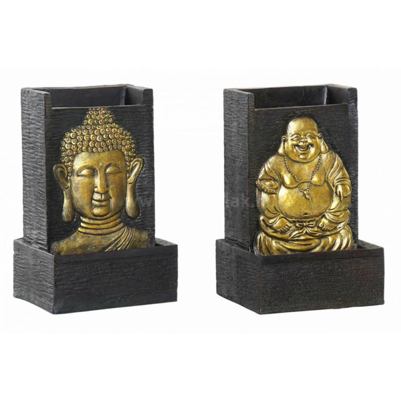 Asztali szökőkút Buddha