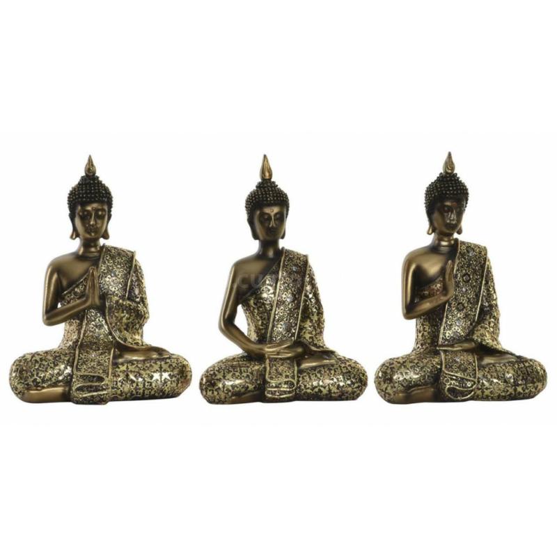 Buddha szobor 3 féle