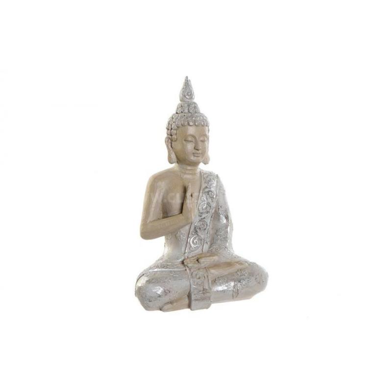 Régies kinézetű Buddha szobor