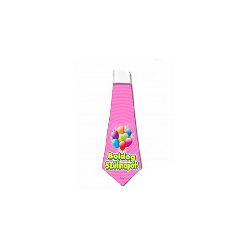 Boldog  Szülinapot nyakkendő