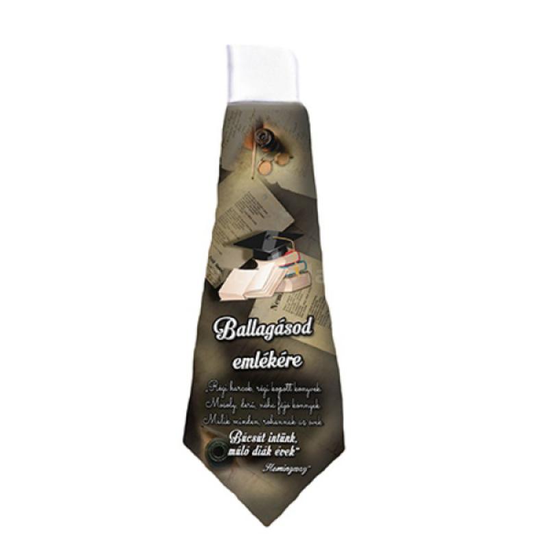 Nyakkendő  Ballagásod emlékére